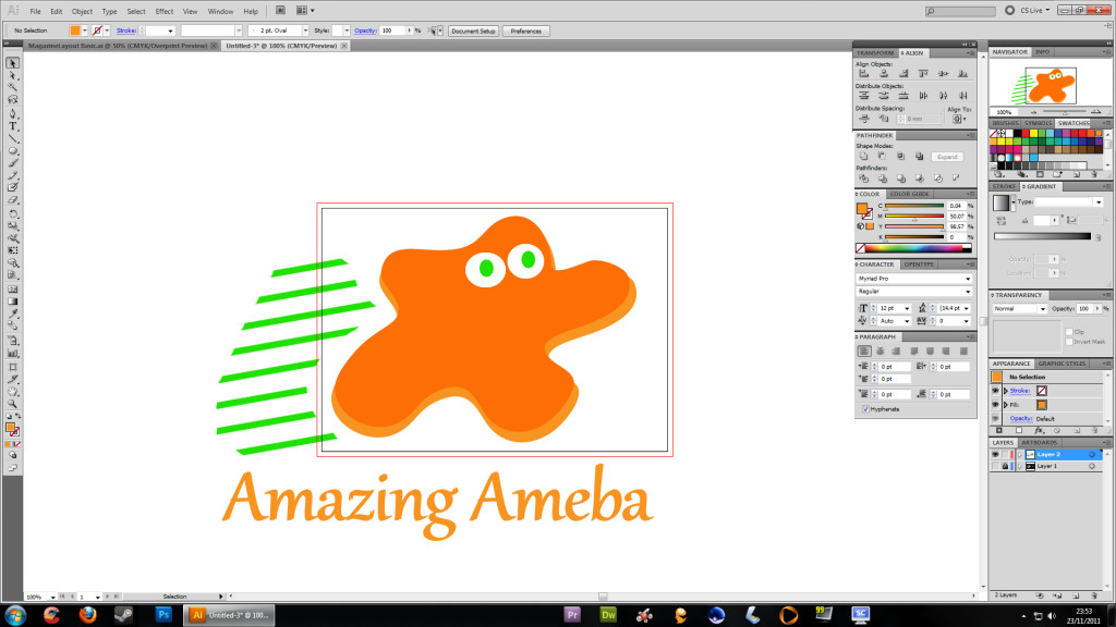 AmazingAmeba